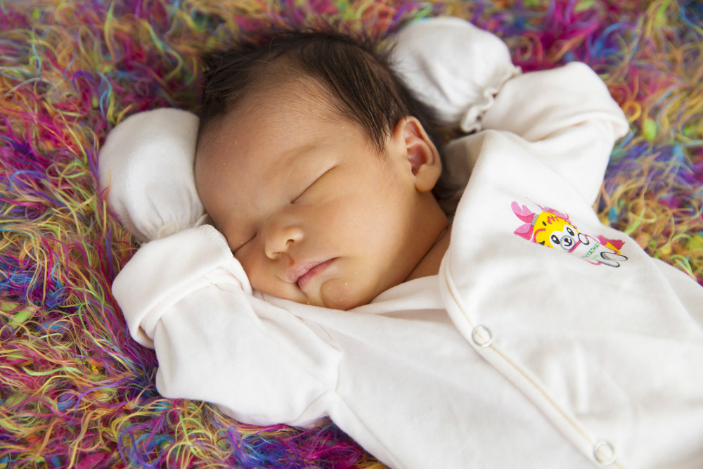 All About Babies baby sleep patterns