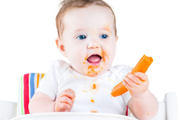 All About Babies - All About Weaning